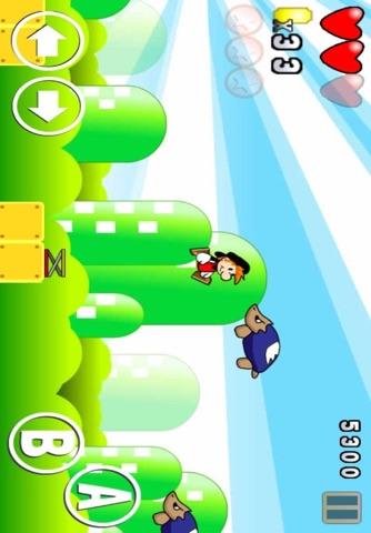 لعبة مغامرات البطل مجانا screenshot 3