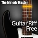 Guitar Riff Free - Learn Songs and Play by Ear icon