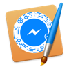 Scan Code Editor for Messenger Codes