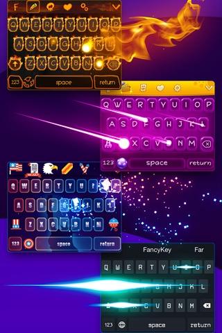 FancyKey - Keyboard Themes screenshot 2