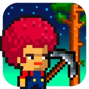 Pixel Survival Game - Retro multiplayer mining crafting survival island