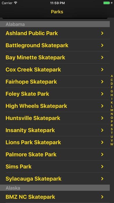 SkateMapper Screenshot