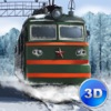 Russian Railway Train Simulator 3D