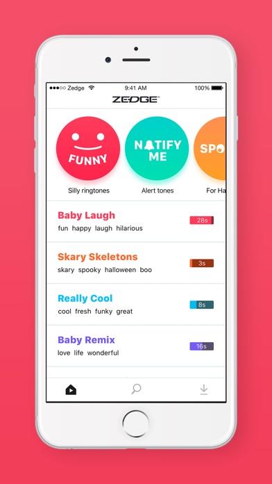 download ZEDGE™ Ringtones apps 0