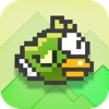 Verde Bird - Flappy the wings and don't hit the crazy trees. Otherwise, it will smash into tiny pieces.