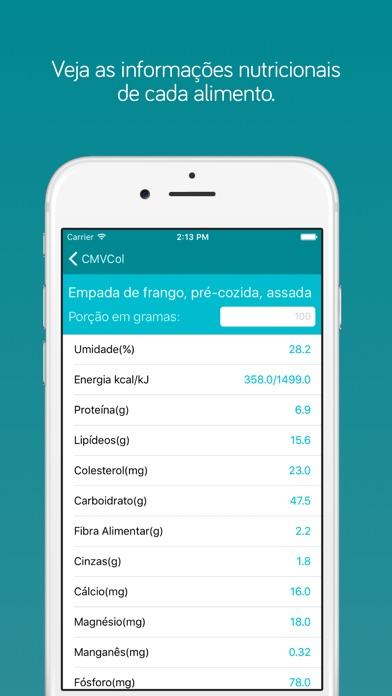 Tabela Taco Screenshots