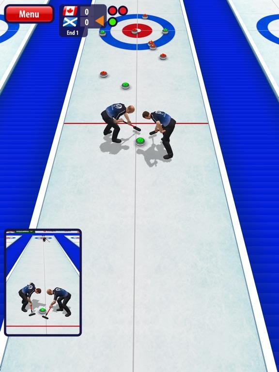 Скачать Curling3D HD