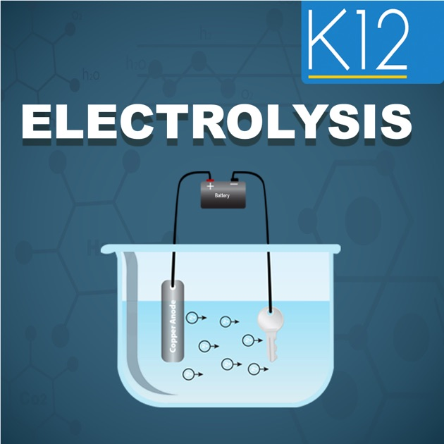 electrolysis chemistry Electrolysis definition: electrolysis is the process of passing an electric current   through a substance in order to produce chemical changes in the substance.