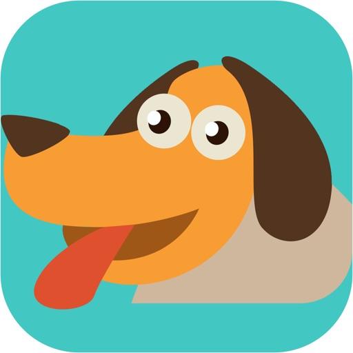 Cute Baby Dog - Puppy Skate Chase iOS App