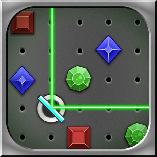 Laser Strike - Laser mirror puzzle iOS App