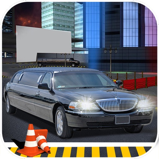 Charismas Limousine Drive : New Free Par-King Game iOS App