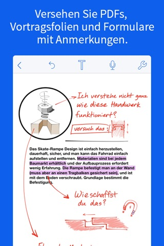 Notability screenshot 2