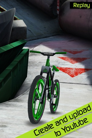 Touchgrind BMX screenshot 3