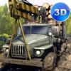 Logging Truck Simulator 3D Full