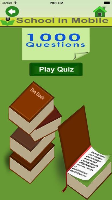 Screenshot of Ematologia Quiz2