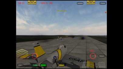 Screenshot #10 for GSIII - Flight Simulator - Heroes of the MIG Alley