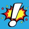 BOOM!-Animated Comic GIFs