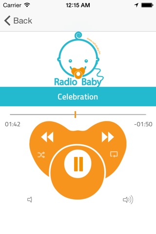 Radio Baby screenshot 3