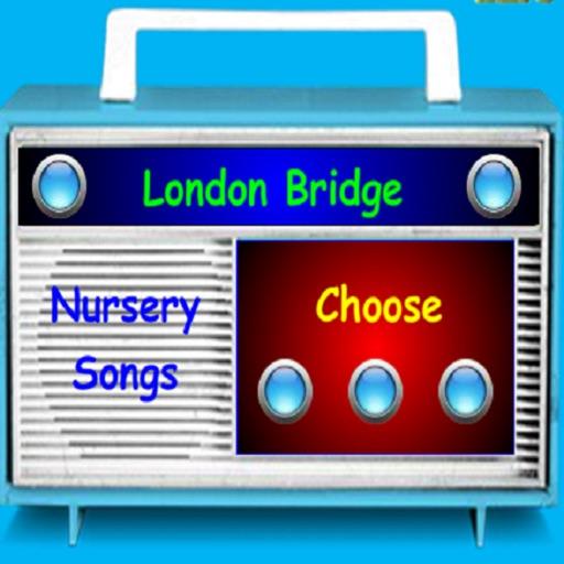 Kid's Bedtime Radio - Plays Nursery Rhymes iOS App