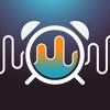 Reloj despertador Ciencia del Sueño: registro y seguimiento inteligente del ciclo de sueño con diario y gráficos