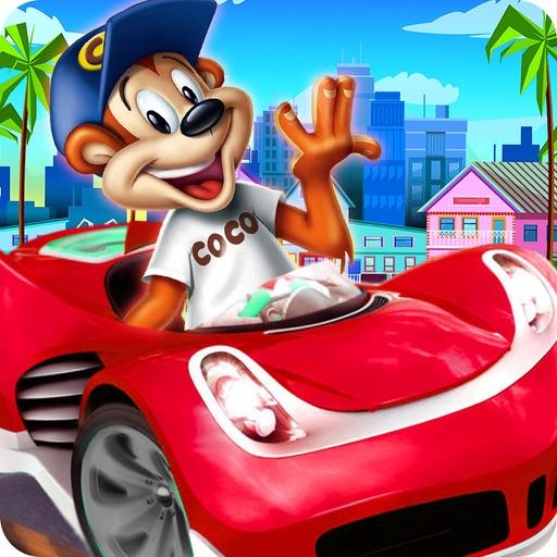 Real Cartoon Racing 3 iOS App