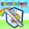 Color Books Family Friendly for Vikings & Dragons