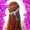 发型设计与脸型搭配美发编发化妆教学—儿童新娘扎头发最热潮流发型 Wiki