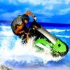 A Drive Jet: Elite surfer marine traffic speed