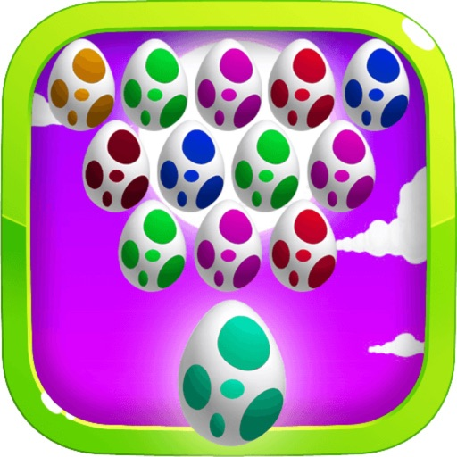 Baby Eggs Ball - Hunter Game iOS App