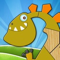 Kids Puzzles - Dinosaurs, Farm Animals, & Ocean Sea life icon