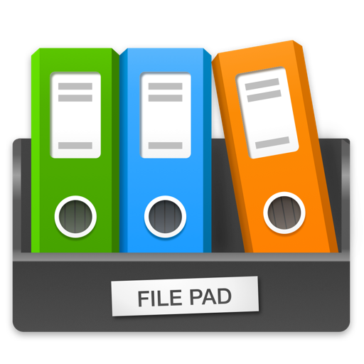 File Pad - Smart Notes GOLD