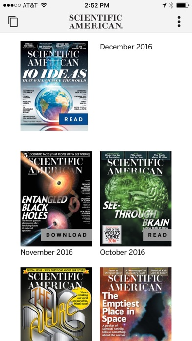 Scientific American App Download - Android APK
