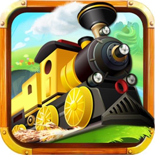 Pocket Railroad Earth Crossing Track n Train Tycoon Maze Puzzle iOS App