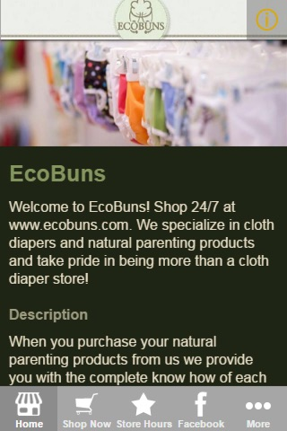 EcoBuns Baby + Co screenshot 1