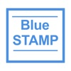 Blue Stamps personal stamps