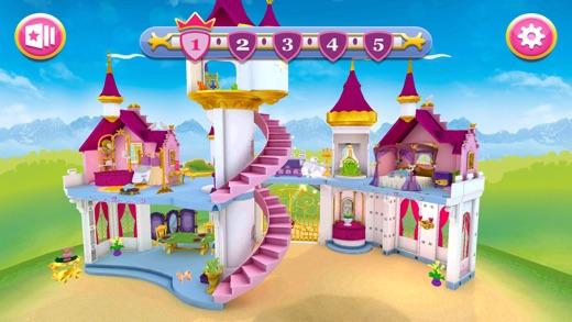 Grand Château de Princesse PLAYMOBIL dans l\'App Store