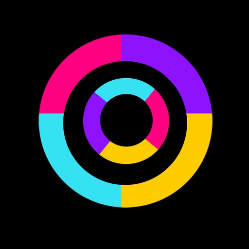 Switch Color Ball 2: Fast Bounce Colour Swap iOS App