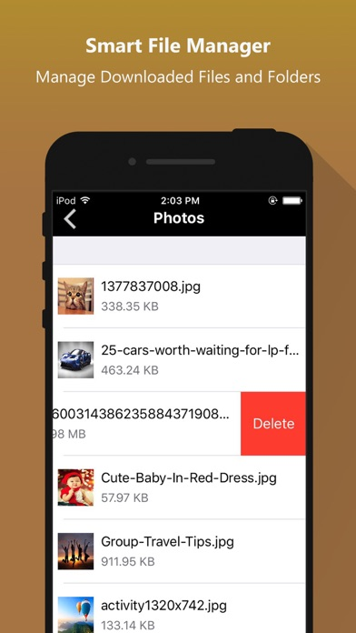 Secure private browser file organizer manager on the app store iphone screenshot 3 ccuart Gallery