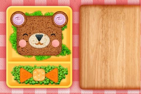 Bento Box Shapes screenshot 4
