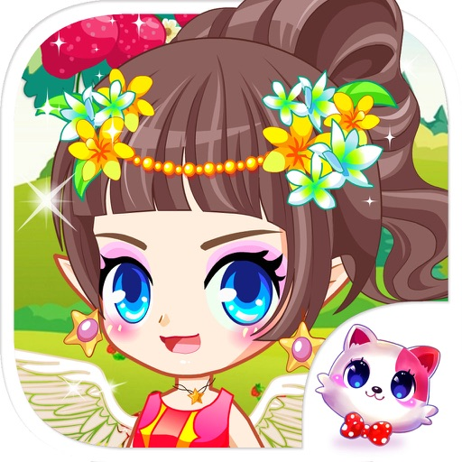 Changing Fairy-Princess Games iOS App