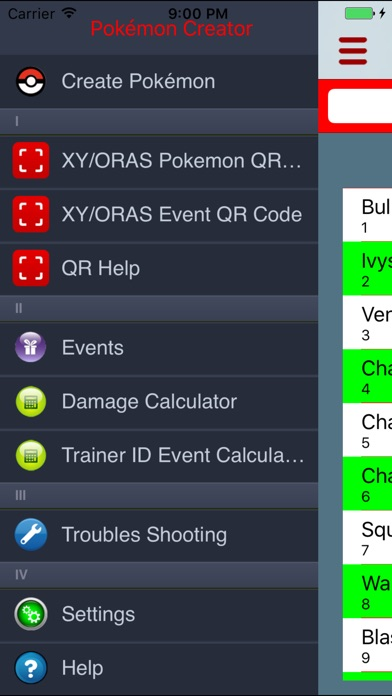 PokéTools for Pokemon screenshot1