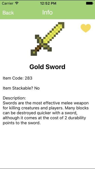 Block ID Toolbox for Minecraft PE Pocket Edition screenshot 4