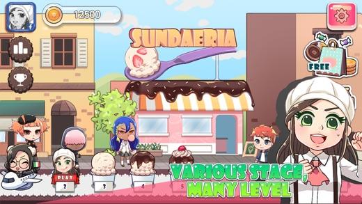 Jean's Sundaeria Screenshot