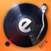 edjing - DJ Music Mixer console - Play, Mix, Record and Share icon