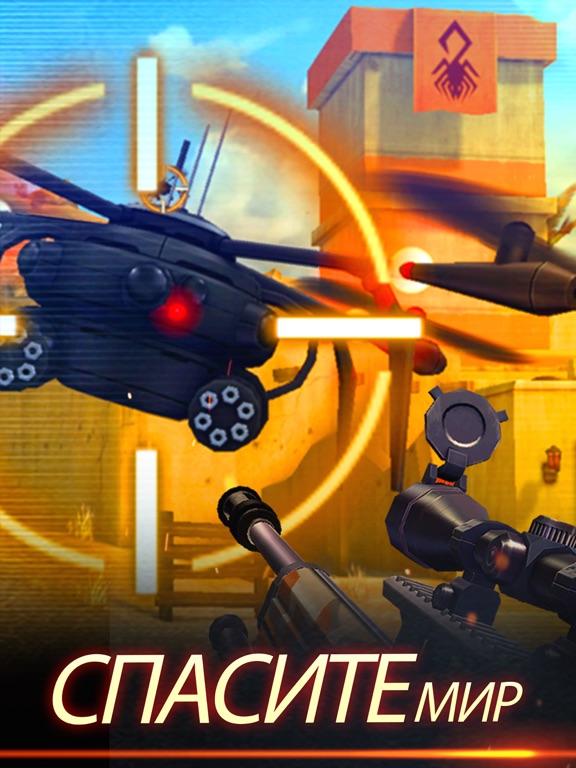 Sniper X with Jason Statham для iPad