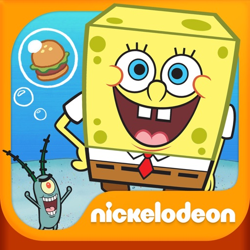 SpongeBob Moves In app for ipad