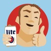 Football Stickers by Lite