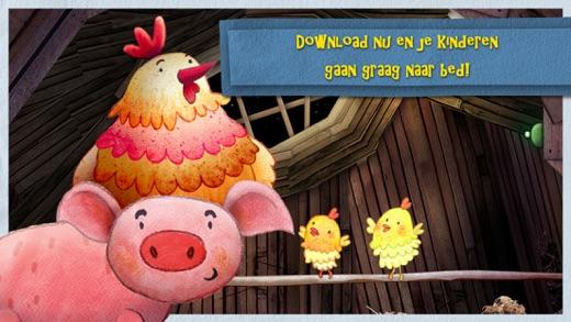 Slaap Lekker! - Slaapverhaaltjes-app voor kinderen Screenshot