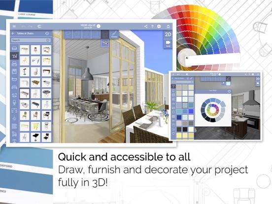ipad screenshot 2 - Design My Home
