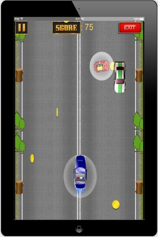 Racing In Car Games screenshot 2